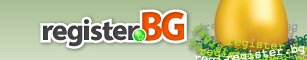 Domain Name Registration and Support in the .bg Zone and the Sub-Zones